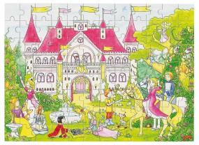 goki Puzzle Traumschloss 57615