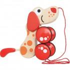 Hape Nachziehtier Hündchen Puppy E0347