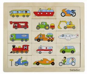 Beleduc Match & Mix Transport 11007