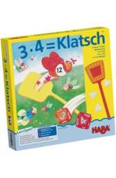 Haba 3 · 4 = Klatsch 4538