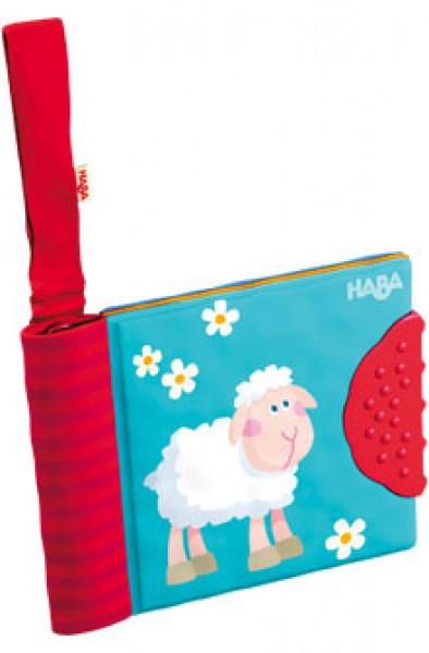 Haba Buggy-Buch Erste Wörter 2422