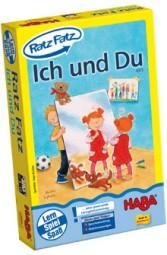 Haba Ratz Fatz - Ich und Du 4313