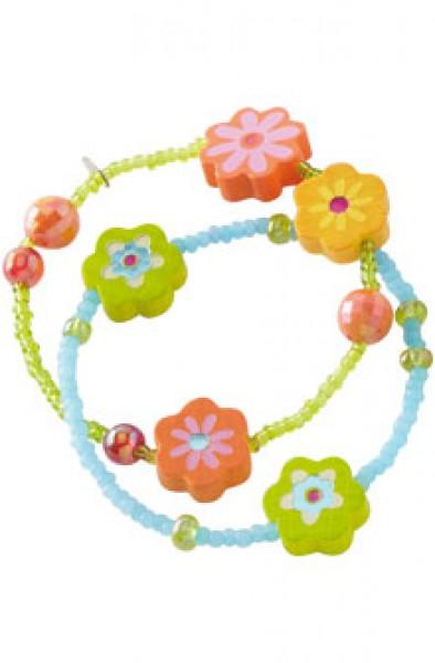 Haba Armband Frühlingsblumen 7072