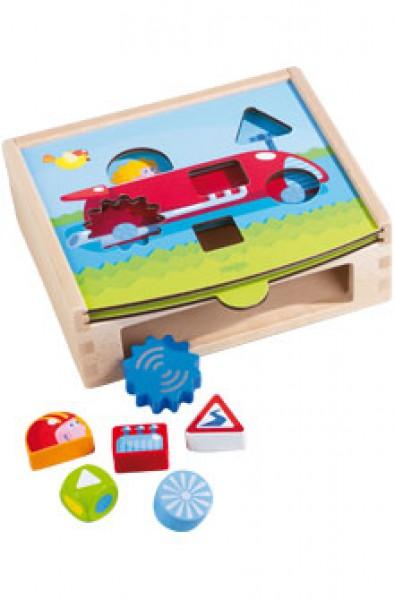 Haba Sortierbox Flotte Flitzer 5673