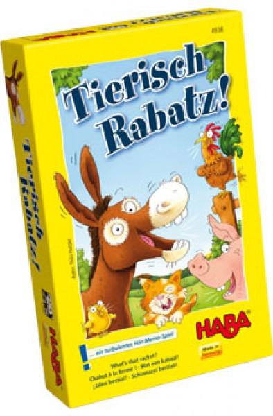 Haba Tierisch Rabatz 4936