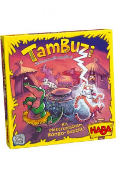 Haba Tambuzi ... den Letzten trifft der Blitz! 7180