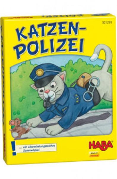 Haba Kartenspiel Katzenpolizei 301291