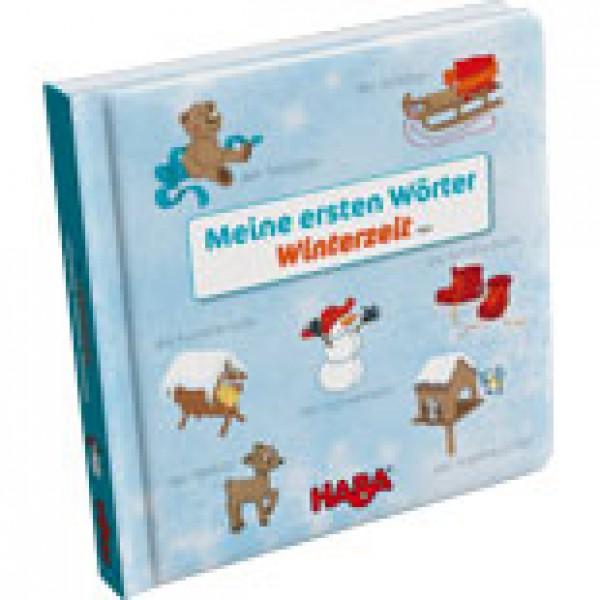 Haba Meine ersten Wörter - Winterzeit 7464