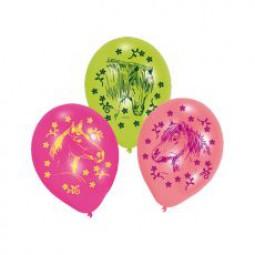Luftballons Pferde 450153
