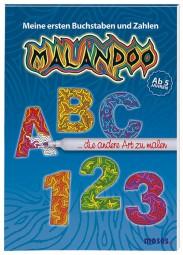 moses Malandoo Meine ersten Buchstaben und Zahlen