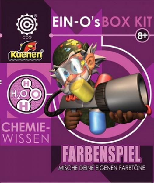 Ein-O Box Kit Chemie- Wissen 95010
