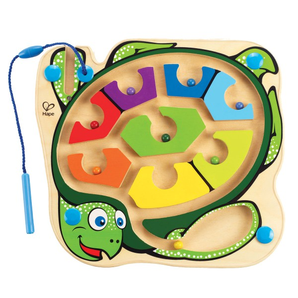 Hape Magnetspiel Meeresschildkröte E1705