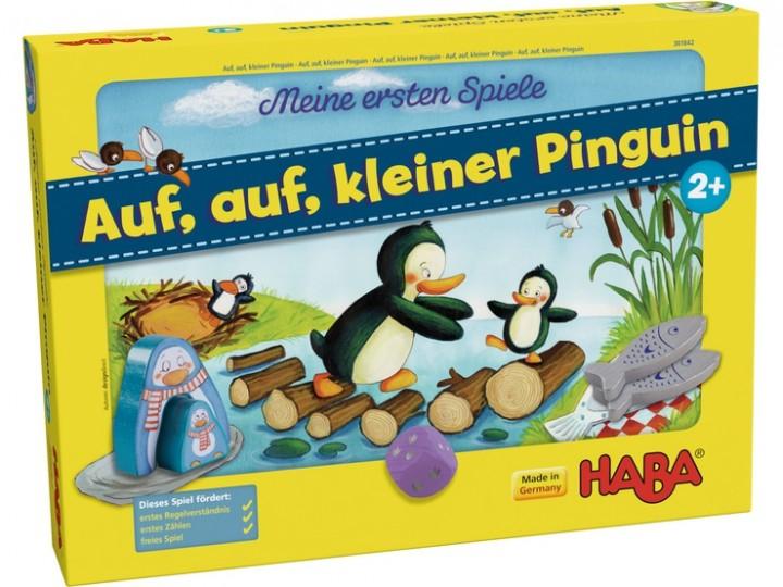Haba 301842 Meine ersten Spiele – Auf, auf, kleiner Pinguin!