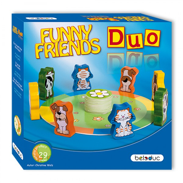 Beleduc Funny Friends Duo 22324