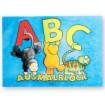 Ausmalblock ABC 18514