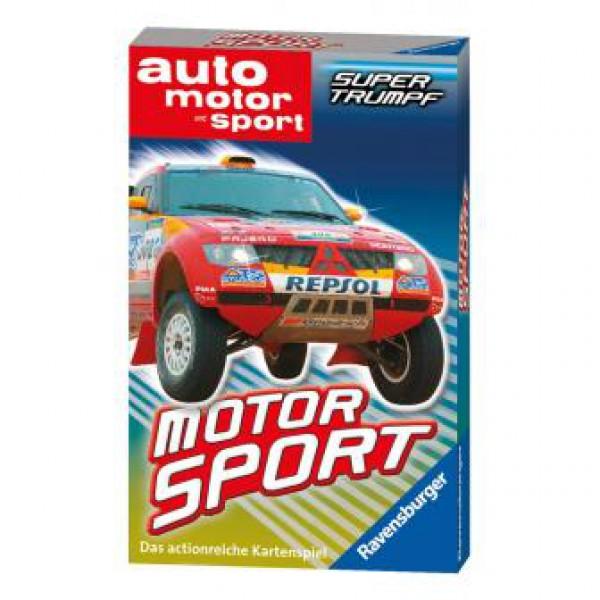 Motosport-Supertrumpf Quartett 203321