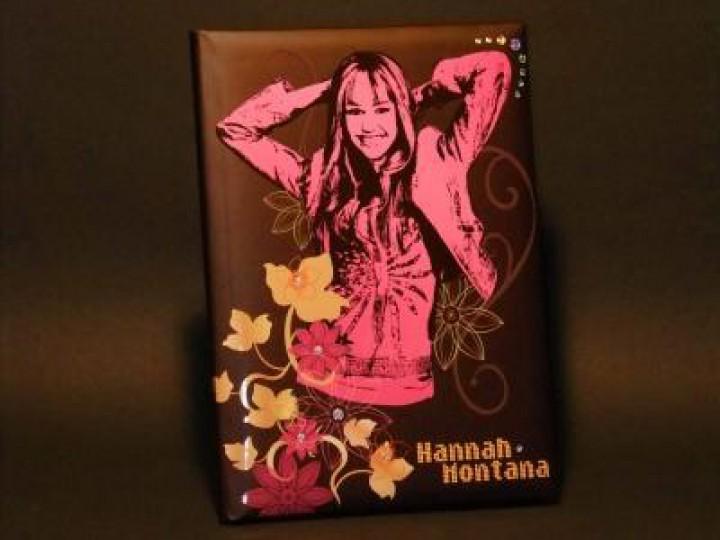 Freundebuch Hannah Montana