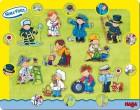 Haba Ratz Fatz Entdecker - Puzzle Berufe 3920