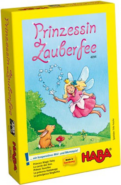 Haba Prinzessin Zauberfee 4094