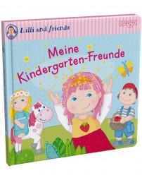 Haba Freundebuch Lilli and friends - Meine Kindergarten-Freunde 300198