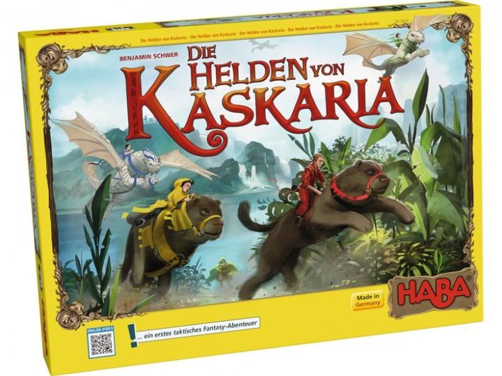 Haba 301869 Die Helden von Kaskaria