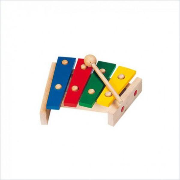 goki Xylophon, 4 Tonplatten 61995
