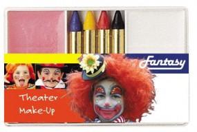 Theater-Schminke Clown
