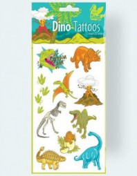 moses 40119 Dino Tattoos