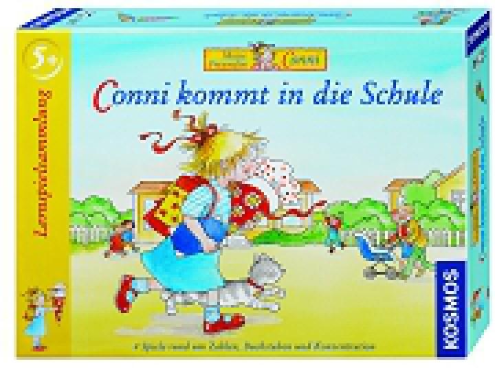 Kosmos Conni kommt in die Schule 69827