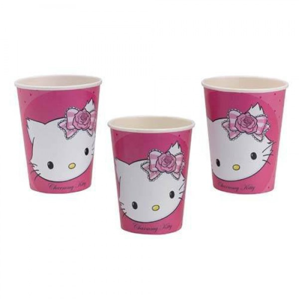 Partybecher Charmmy Kitty 551727