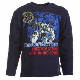 LEGO WEAR Sweatshirt HERO FACTORY Simon 701