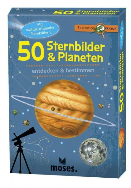 moses Expedition Natur - 50 Sternbilder & Planeten 9740