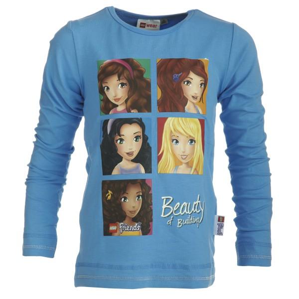 Lego Wear Mädchen T-Shirt TABITA 701