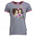 LEGO Wear Mädchen T-Shirt TASJA 308 Lego Friends