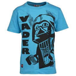 LEGO Wear Jungen T-Shirt THOR 351 Darth Vader